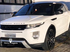 Land Rover Evoque Prestige 2.0 Aut. 2013 Branca