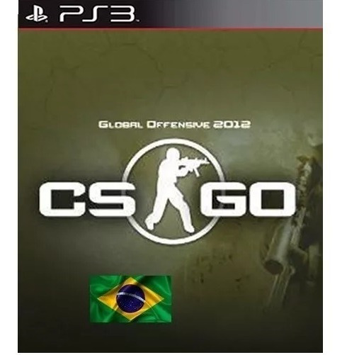 Counter Strike Global Offensive Portugues Br Ps3