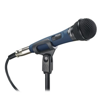 Microfone Dinâmico Cardioide Auido Technica Mb 1 K
