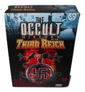 The Occult History Of The Third Reich 3 Dvd Historia Tercer