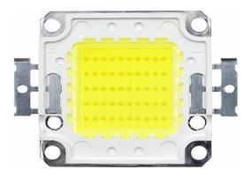 40 Chip Led Reposição Refletor 50w 100w 150w Branco Frio