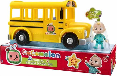 Cocomelon Autobus +  Jj Con Sonido Original
