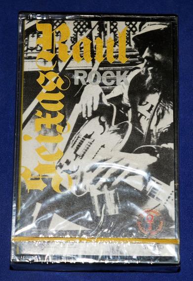 Raul Seixas - Raul Rock Seixas - Fita K7 - 1989 - Lacrado