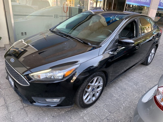 Ford Focus 2015 Aparence Piel