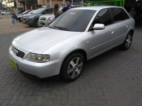 Audi A3 1.8 20v 150cv Turbo Gasolina 4p Manual