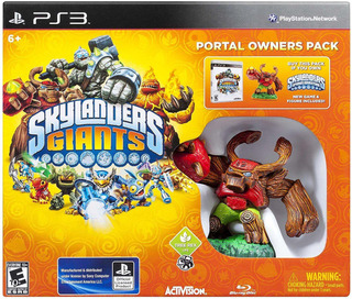 Skylanders Giants Portal Owner Pack - Playstation 3