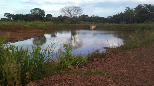 Chácara/fazenda/sítio À Venda Com 379940m² Por R$ 1.700.000,00 No Bairro Centro - Ouro Verde Do Oeste / Pr - Ter-080