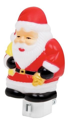 Imagen 1 de 3 de Luz Noche Santa Claus 46136_
