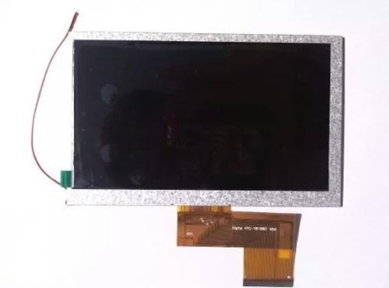 Lcd Tablet Navcity N1711