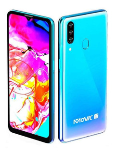 Celular Movic M30 Huella Digital Android 8.1/envío Gratis