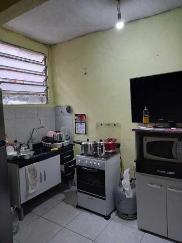 Imagem 1 de 6 de Casa - Grajaú - 1 Dormitório (á Vista) Rocaav7514