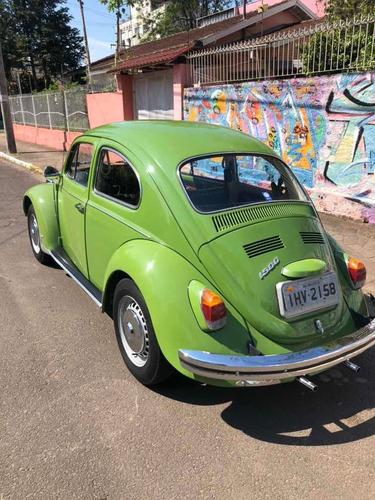 Imagem 1 de 15 de Volkswagen Fusca Fuscão 1500