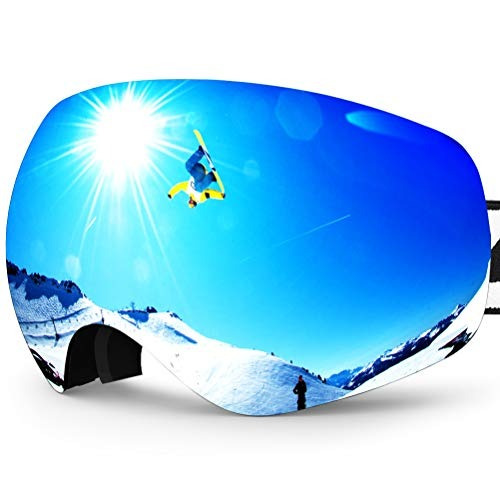 Imagen 1 de 7 de Zionor X10 Esquí Snowboard Gafas De Nieve Otg Para Hombre