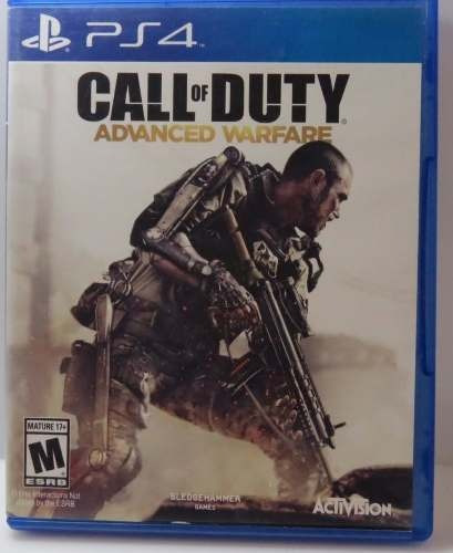 Call Of Duty Advanced Warfare Mídia Física Ps4