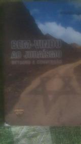 Livro Bem Vindo Ao Judaísmo