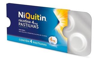 Niquitin 4mg Perrigo 4 Pastilhas