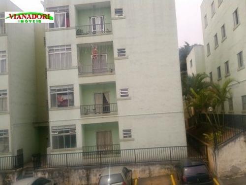 Imagem 1 de 20 de Apartamento Residencial À Venda, R$215.000,00 Cocaia, Guarulhos - Ap0373. - Ap0373