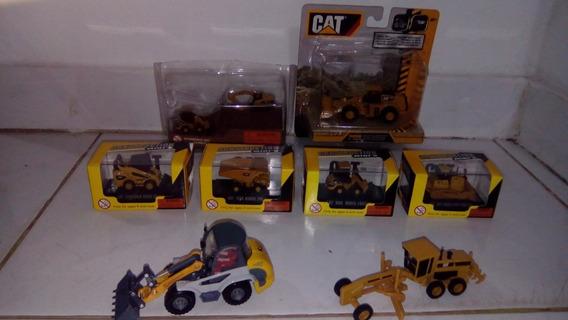 Maquinas Escala De Coleccion Caterpillar Norscot Volvo Joal.