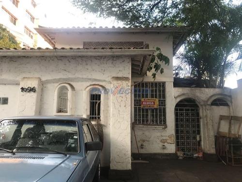 Imagem 1 de 2 de Terreno Para Aluguel Em Vila Itapura - Te245106