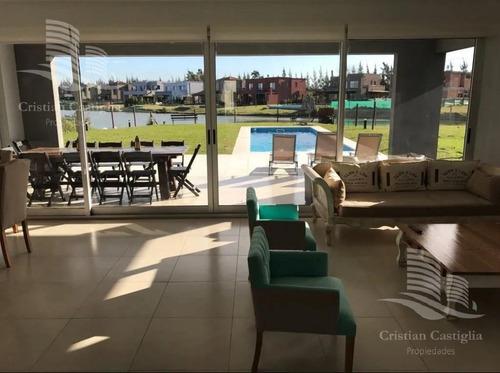 Casa - A La Laguna - Venta - Alquiler - La Comarca - Bancalari - Tigre