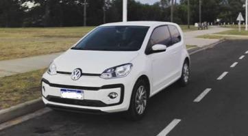 Volkswagen Up! 2017 1.0 High Up! 75cv 3 P