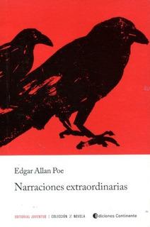 Narraciones Extraordinarias, Edgar Allan Poe, Juventud