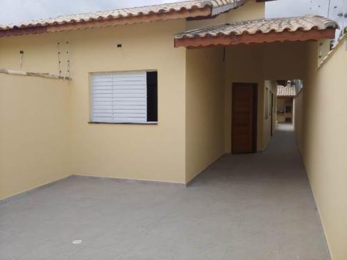 Casa Com 500 Metros Do Mar Em Itanhaém -7275 | A.c.m