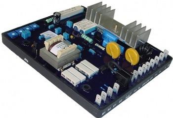 Placa Reguladora De Tensão Excitatriz Grt7 Th4 R2 10a G-avr7