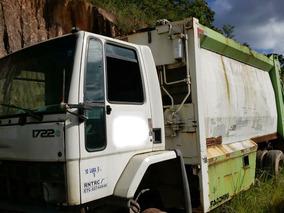 Ford Cargo 1722 Compactador De Lixo 2011