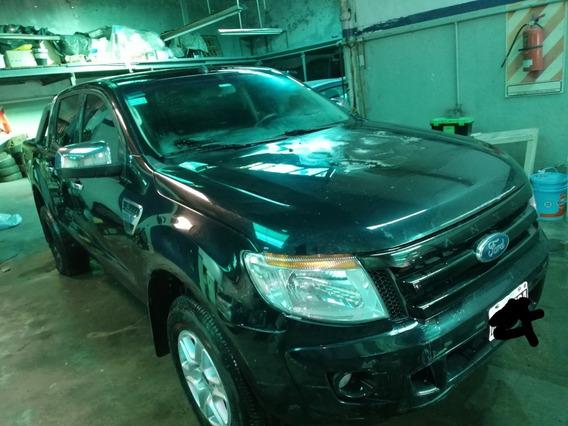 Ford Ranger 3.2 Xlt 4x2 M/t 2013 Para Transferir