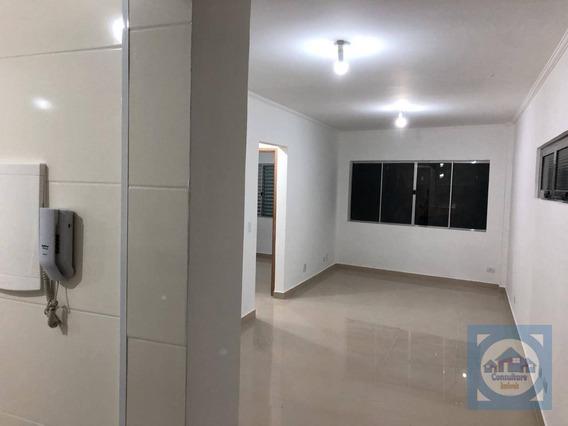 Apartamento Com 2 Dormitórios À Venda, 118 M² Por R$ 390.000 - Itararé - São Vicente/sp - Ap4602