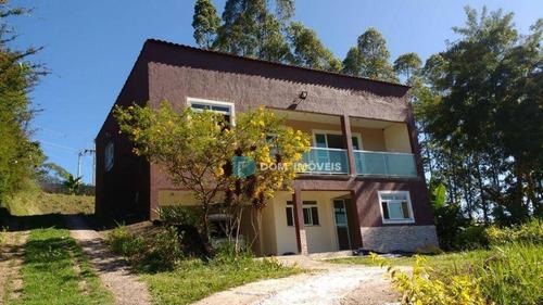 Imagem 1 de 30 de Chácara Com 3 Dormitórios À Venda, 1200 M² Por R$ 450.000,00 - Pomar Da Serra - Juiz De Fora/mg - Ch0015
