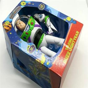 Toy Story Boneco Buzz Lightyear Fala 15 Frases Em Inglês
