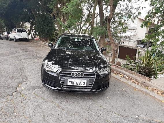 Audi A3 Lm Sedan 2014 Preta