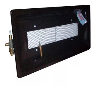 Pantalla Infrarroja 1500/3000 Cal. Con Valvula De Seguridad