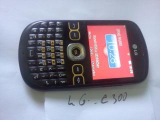 Celular-barato- Lg C300 Bluetooth Mp3 Rádio Fm -original