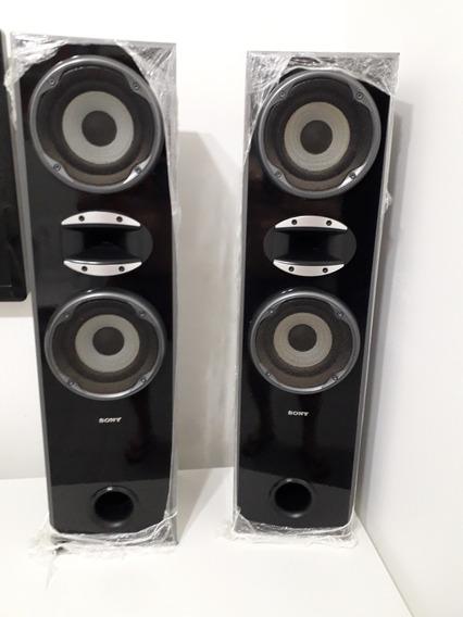 Caixas Acústicas Frontais (torre) Sony Ss-msp16 (o Par)
