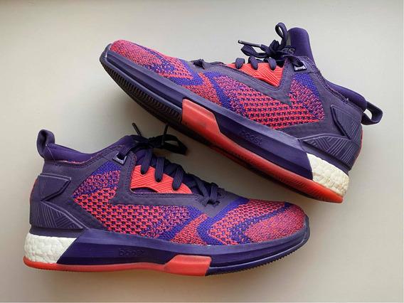 Tênis adidas D Lillard 2 Boost Primeknit, Basquete