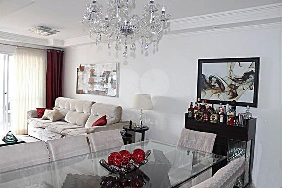 Apartamento No Tucuruvi 94 Metros Quadrados. Vista Para São Paulo E Pico Jaraguá - 170-im482828