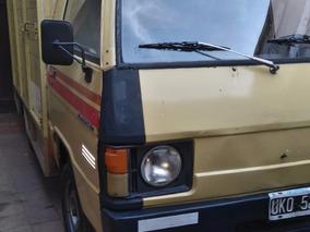Camioneta, Pick Up, Furgón Mitsubishi L 300 Caja Mudancera