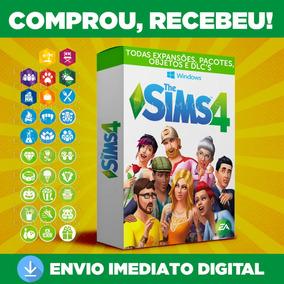 The Sims 4 - Todas Expansõe - Envio 0s Pc 32 E 64 Bits