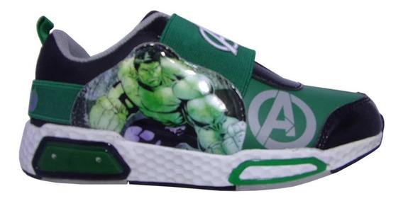 Zapatlla Increible Hulk
