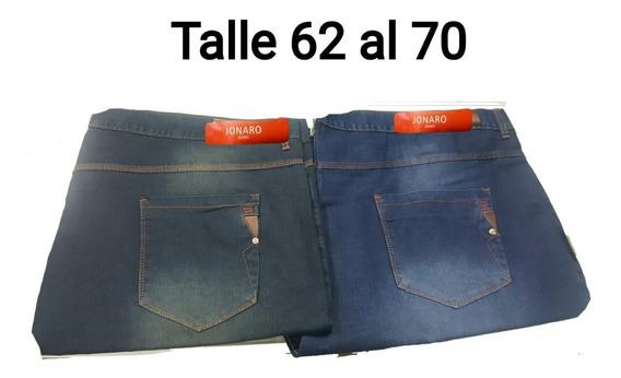 Bermuda Jean Talle Especial De Hombre Localizada 62/70