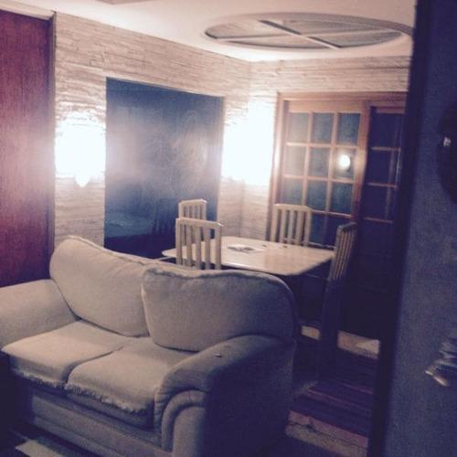 Sobrado Em Condomínio Para Venda Em São Paulo, Campo Limpo, 3 Dormitórios, 1 Suíte, 1 Banheiro, 4 Vagas - So0686_1-1219307