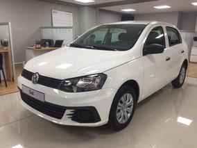 Volkswagen Gol Trendline 2019 0km Blanco