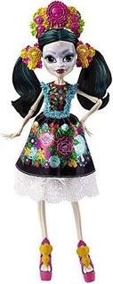 Monster High Skelita Calaveras Collector Doll [amazon !