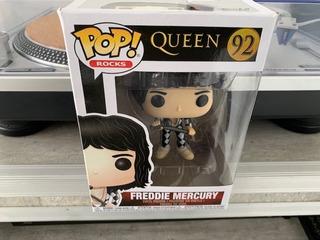 Funko Pop - Queen - Freddie Mercury - #92 Nuevo
