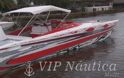 Superboats V42 | 2015 | 2 X Merc 520 Hp | Gasolina