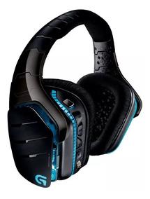 Logitech G933 Headset Gamer 7.1 Artemis Spectrum Rgb Sem Fio