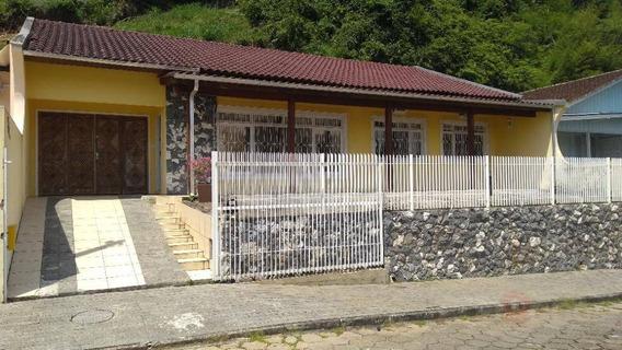 Casa Com 5 Dormitórios À Venda, 200 M² Por R$ 499.000,00 - Garcia - Blumenau/sc - Ca0548
